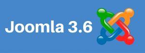 Joomla 3.6 ¿Qué novedades nos trae?