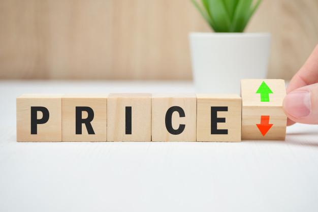 Modificaciones de precios desde el 1 de Enero de 2021