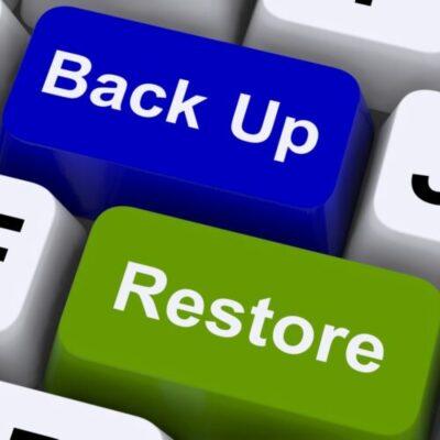 Nuevo plan de recuperación de desastres de CoriaWeb